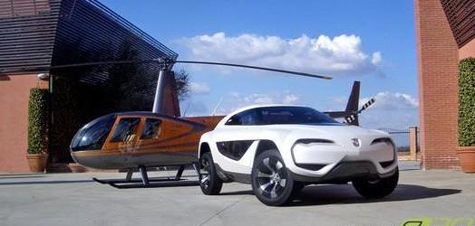 产品谱系更全 长安首款SUV或2012年7月上市高清图片