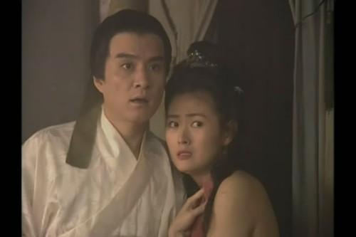 旧版水浒传吻戏_央视版《水浒传》西门庆与潘金莲
