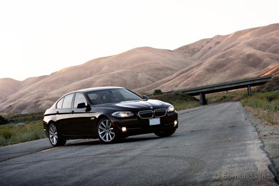 2012款奥迪A6 VS 2012款宝马535i