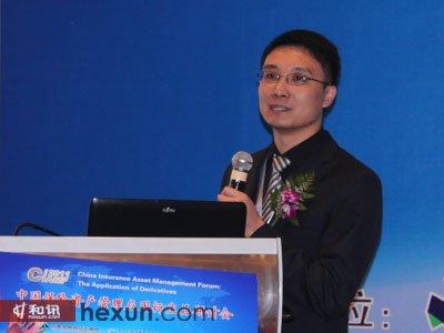 台湾保险业操盘经理人叶世强