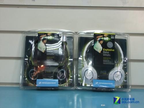 森海塞尔hd228耳机外包装
