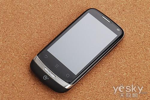 图为:华为 t8300 手机 机身正面