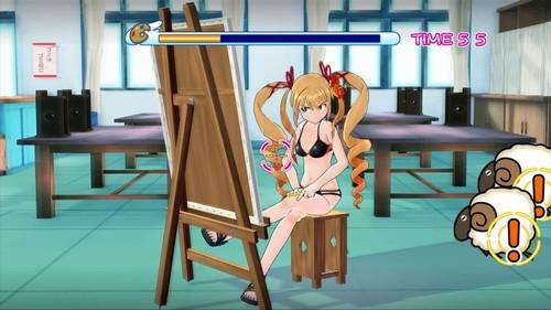 邪恶游戏《少女v少女》将转战PS3漫画平台家庭教师邪恶(4)图片