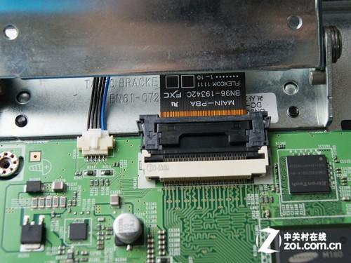 第3页:三星3d液晶电路板全解析   紧接着,我们就为大家详细的介绍