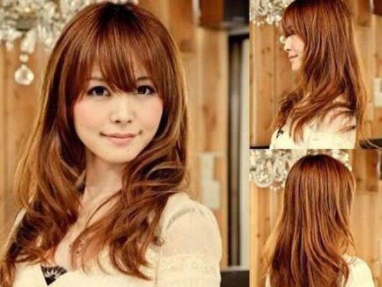 知性微卷发型-会提升恋爱运的乖巧女孩发型图片