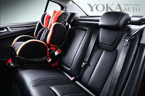 备ISOFIX儿童安全座椅安装功能设计-10.39万起售 2012东风标致308高清图片