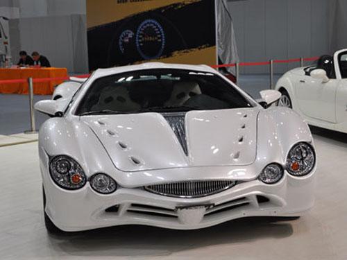 光冈 蝰蛇 新车官方指导 价格 84.18高清图片
