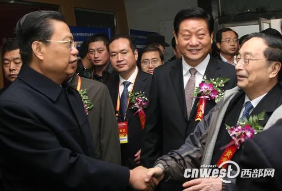 第十八届杨凌农高会隆重开幕 展位规模历届之
