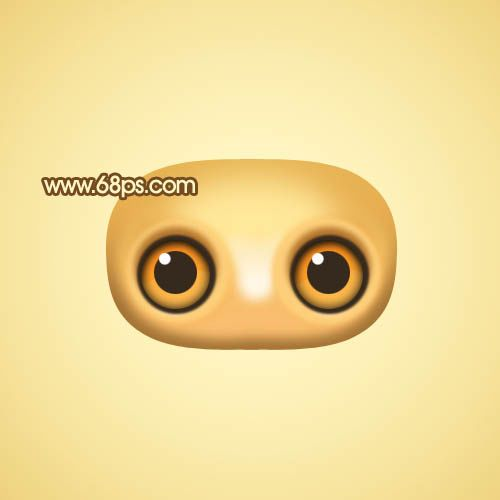 ps制作可爱的花豹头像
