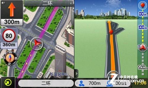 3D路口显示