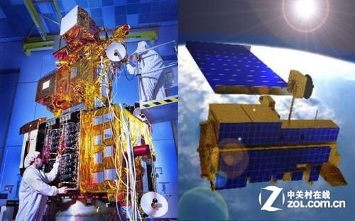 中国黑客控制美国NASA卫星活动11分钟