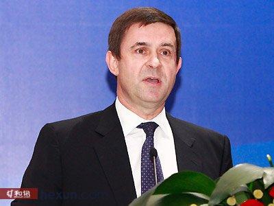 JP摩根资产管理公司亚洲主席、全球首席运营官 Clive-Brown