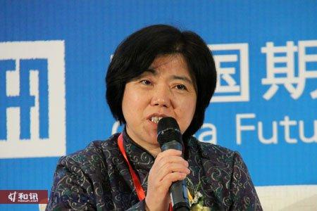 深圳证券交易所总经理  宋丽萍