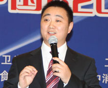 琳琅至家副总裁刘广圣