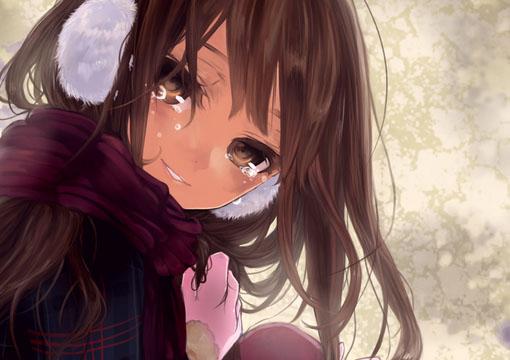 让人心生哭泣扣扣的表情少女女生集动漫怜悯搞笑的大全头像头像图片图片
