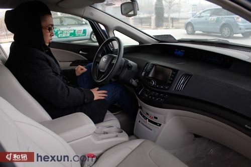 和讯汽车试驾比亚迪e6先行者纯电动车范冰冰情趣内衣图片