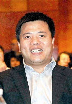 盛大网络董事长陈天桥