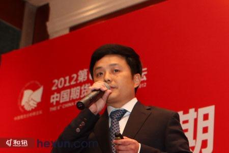 中诚信证券评估有限公司总裁周浩