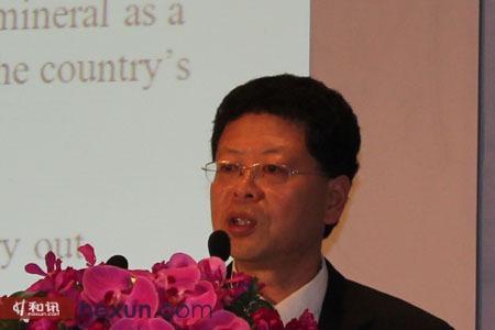 王胜斌,中国黄金协会副会长