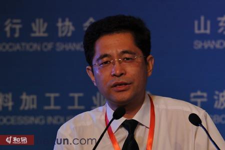 中国轻工业信息中心副主任、高级工程师 郭永新