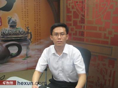 浦发银行天津分行理财管理团队经理马超