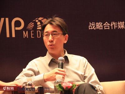 凯石投资总经理陈继伍