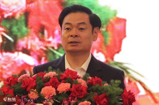 吉林省省委副书记、省长王儒林