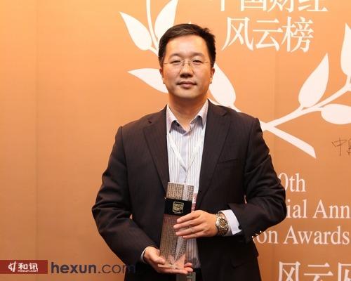 银河证券荣获2012最佳品牌证券公司奖项