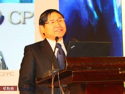 全国人大财经委法案室主任、基金法修法小组成员朱少平