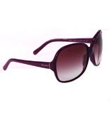 PRADA 紫红色镜架时尚太阳镜