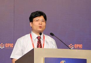 石油化工联合会副会长兼秘书长 郑宝山