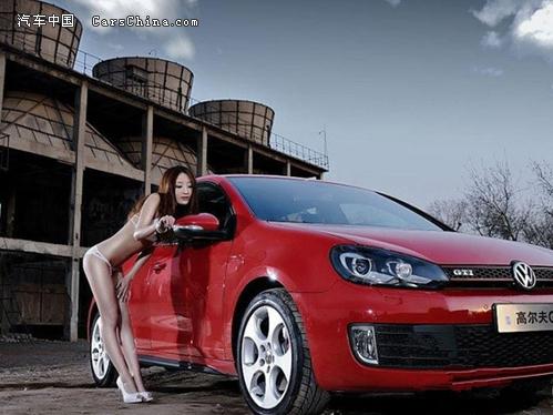 一汽大众高尔夫全系车型最新促销优惠 价格直降2.8万元高清图片