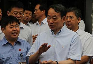蒋洁敏被查 8月27日曾最后一次公开露面