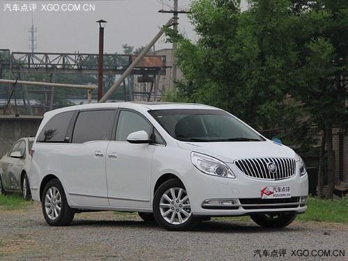 别克GL8最高可享优惠1.5万元 现车销售高清图片
