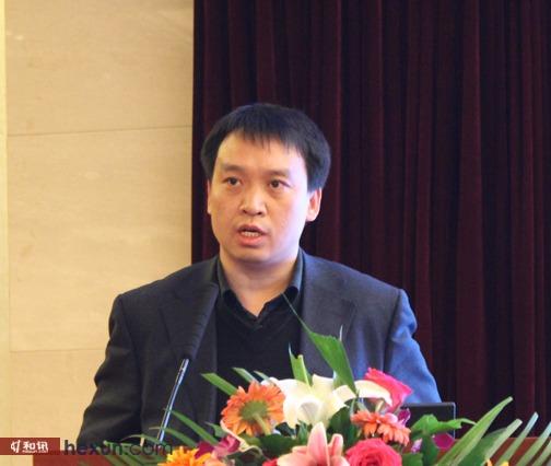 中粮集团生化事业部风险控制总经理助理 朱勇生