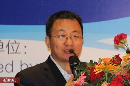 宏源证券北京资产管理公司董事总经理岳瑞科