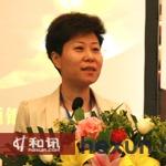 和讯网副总经理 赵芳