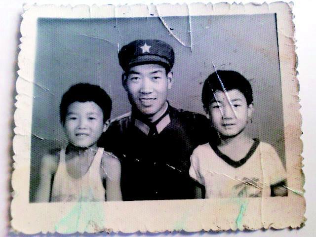 谁丢了三张黑白老照片?