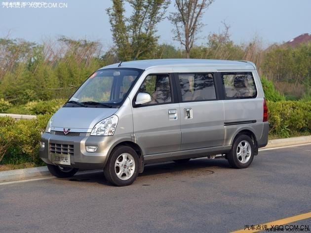 五菱荣光2012款ljy最高优惠1.05万元