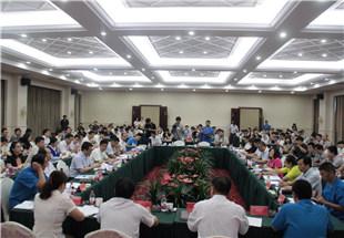 2014年河南上市公司诚信公约阳光行走进平高电气