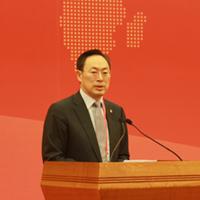 中粮集团有限公司总裁 于旭波