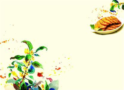 桂花飘香味更美