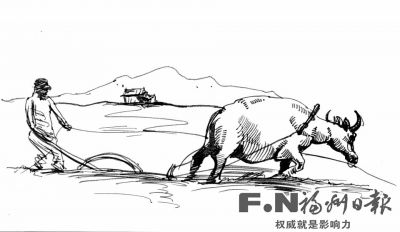 水稻图片卡通手绘画