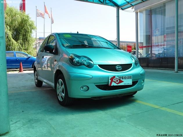 台州比亚迪f0最高现金优惠1万 现车充足