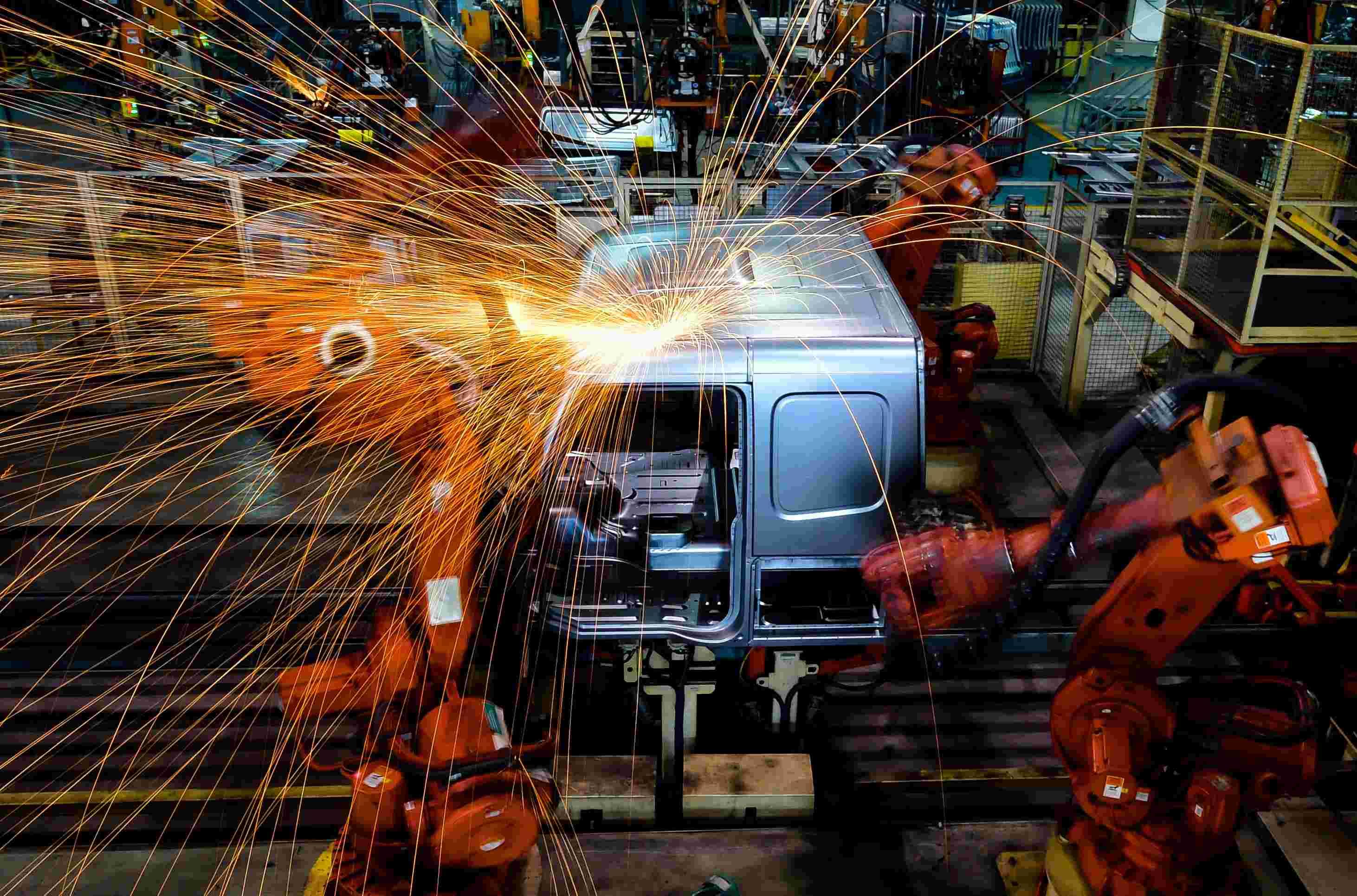 锐视角 1 6月中国制造业pmi为50.2