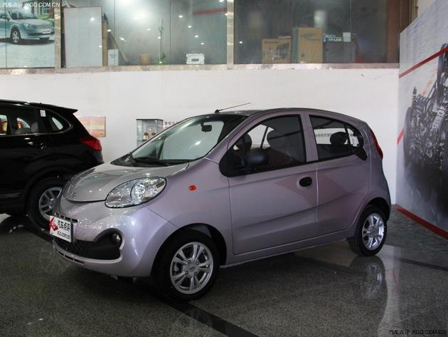 奇瑞QQ车型-奇瑞QQ最高优惠0.3万元 无现车需预订高清图片
