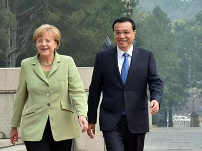 默克尔今起第八次访问中国