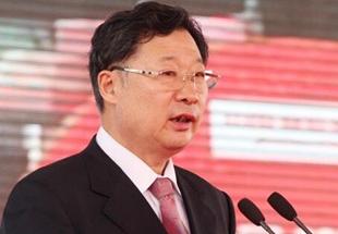 中国家用电器商业协会彭宝泉理事长致辞