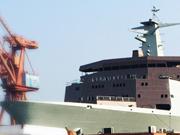 中国海军将迎来巨舰时代