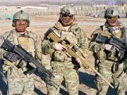 美特种兵全球反恐:四面出击成救火队
